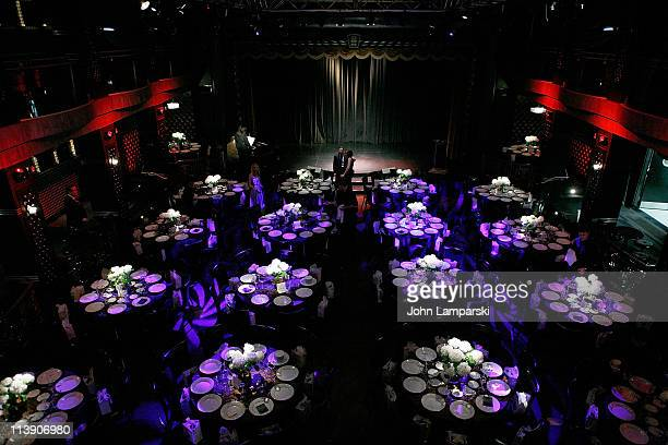 Atmosphere at the TACT/The Actors Company Theatre Spring Gala at The Edison Ballroom on May 9 2011 in New York United States