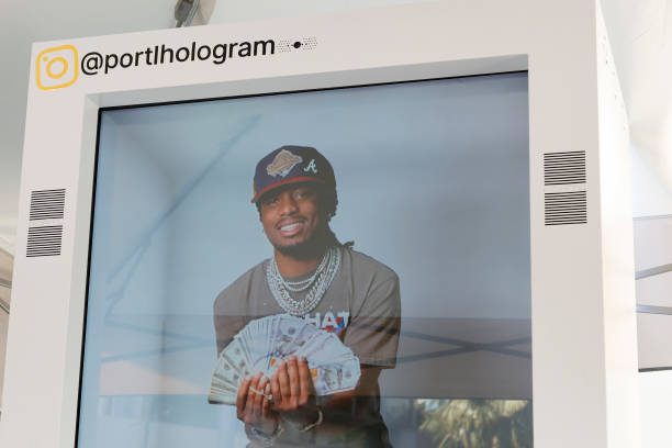 """CA: Unveiling Of NFT Display Hologram Experience In Conjunction With MIGOS Launch Of """"Culture III"""" Live From Miami"""