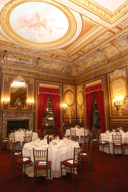 NY: Viennese Opera Ball, The Golden Age At The Metropolitan Club