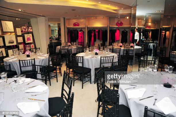 Atmosphere at VALENTINO Spring/ Summer 2010 Collection Private Luncheon and Presentation hosted by Samantha Boardman Rosen Shala Monroque Danielle...