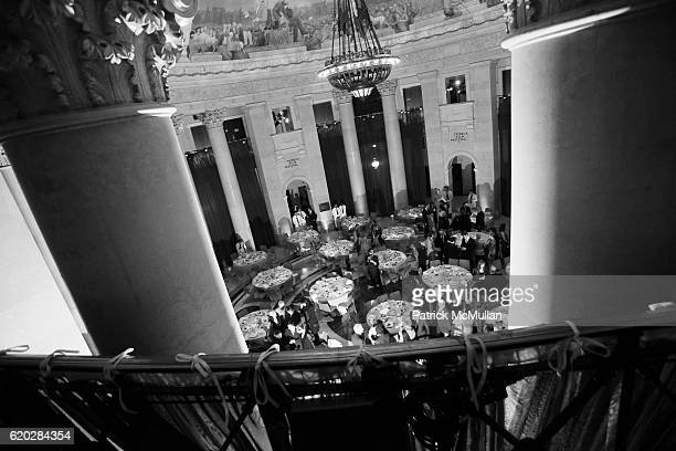 Atmosphere at VANITY FAIR Tribeca Film Festival Party hosted by GRAYDON CARTER ROBERT DE NIRO and RONALD PERELMAN at The State Supreme Courthouse on...