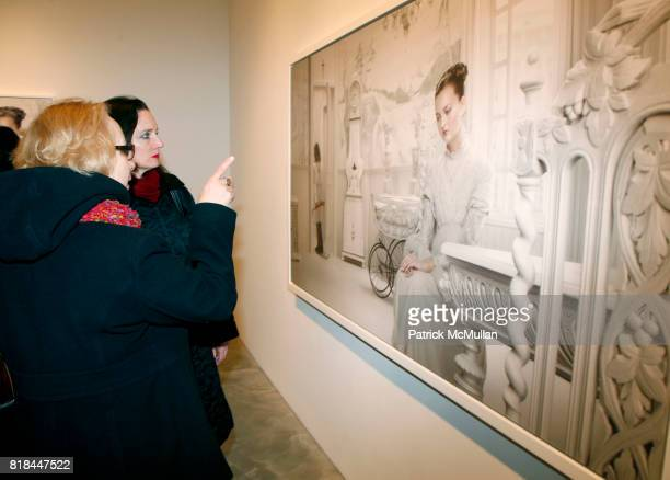 Atmosphere attends ERWIN OLAF Opening Reception at Hasted Hunt Kraeutler on January 28 2010 in New York