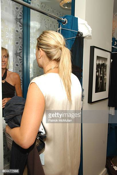 Atmosphere attends Opening of AURA hosted by Kristin Eberts and Amy Smart at Los Angeles on August 16 2006