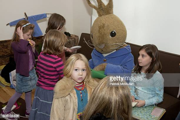 """Atmosphere attends Tribeca Cinema Series Hosts """"Miss Potter"""" Tea Party and Beatrix Potter Gallery Launch at Tribeca Gallery on December 7, 2006 in..."""