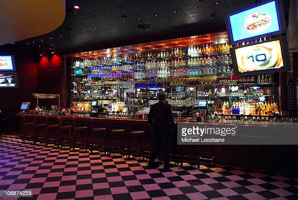 Atmosphere - Bar during The Opening of the Times Square Dave & Busters - March 30, 2006 at Dave & Busters - Times Square in New York City, New York,...