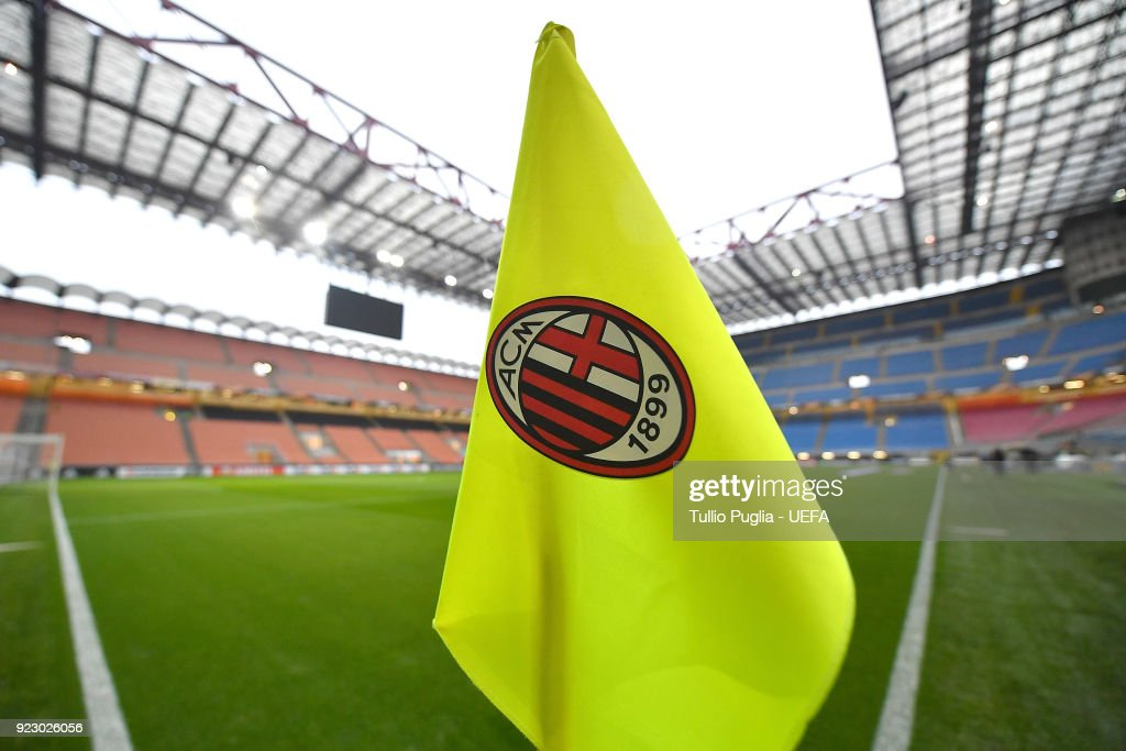 AC Milan v Ludogorets Razgrad - UEFA Europa League