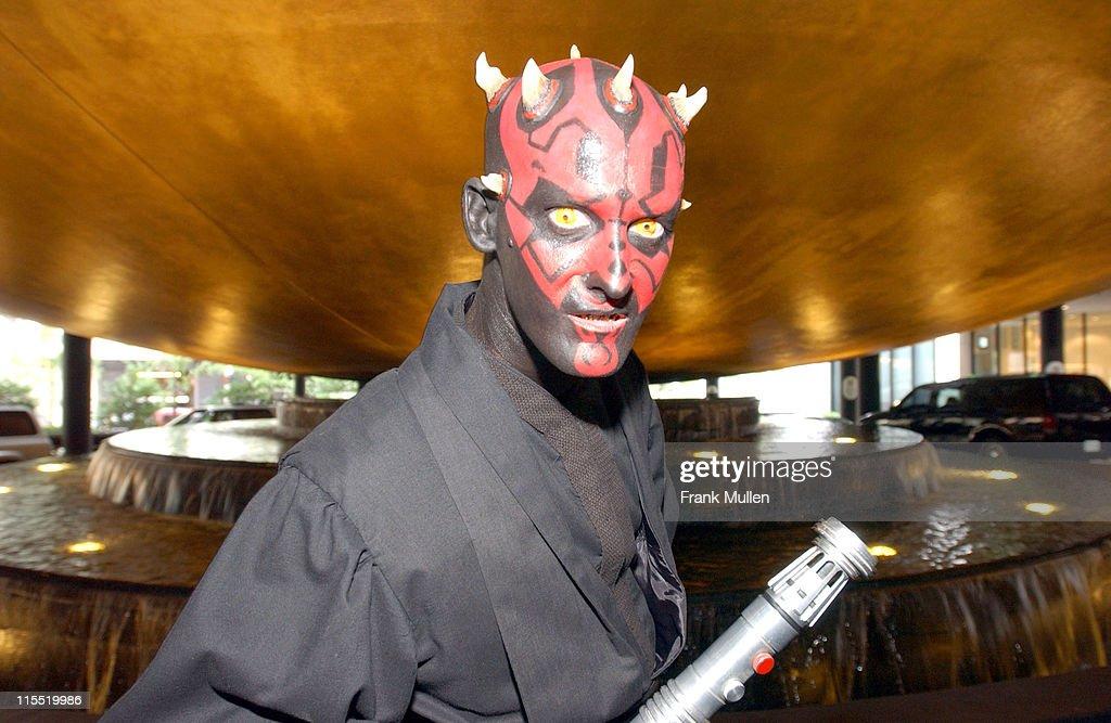 Atmosphere - Dragon*Con attendee in Darth Maul costume.