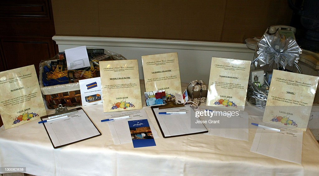 Atmosphere during 11th Annual Student Pre-Oscar Scholarship Luncheon at Peninsula Beverly Hills in Beverly Hills, California, United States.