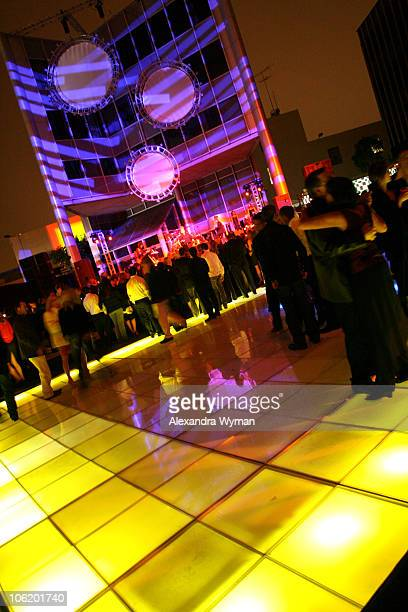 Atmosphere during 2007 Taurus World Stunt Awards After Party at Paramount Studios in Los Angeles California United States