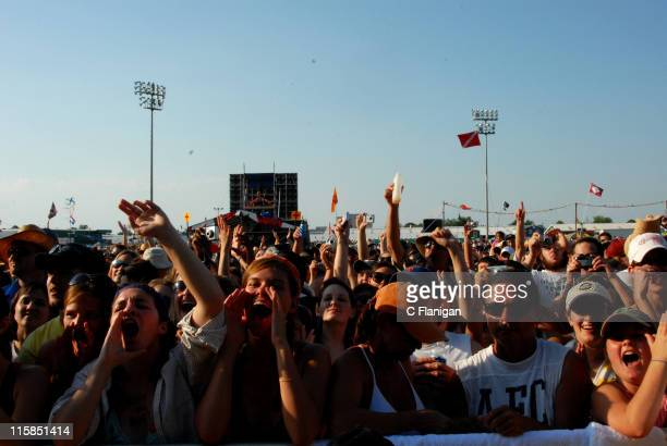Atmosphere during 38th Annual New Orleans Jazz & Heritage Festival Presented by Shell - Atmosphere at Fair Grounds Race Course in New Orleans,...