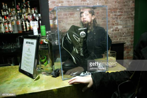Atmosphere during 4th Annual Tribeca Film Festival Just For Kicks After Party at Kos in New York City New York United States