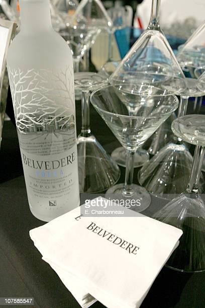 """Atmosphere during Belvedere Vodka Sponsors the Maroon 5 Book Launch of """"Midnight Miles"""" at Miau Haus Art Studio in Los Angeles, California."""