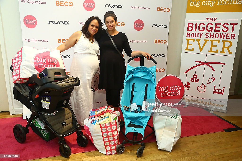 Atmosphere During Big City Moms Biggest Baby Shower Ever NYC 2015 Held At  The Metropolitan Pavilion