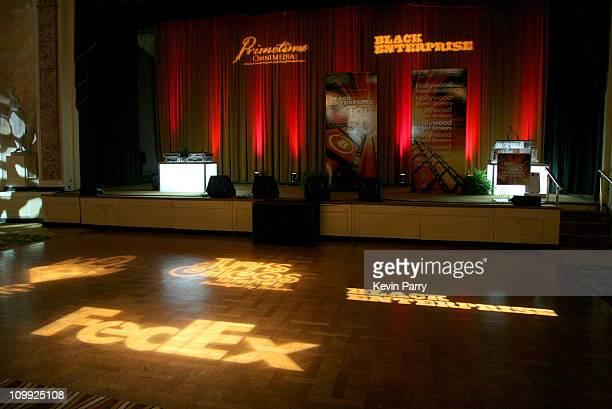 Black Enterprise Top 50 Hollywood Power Brokers List Party