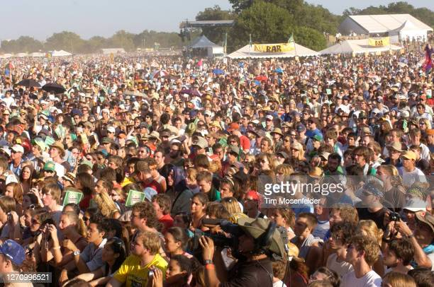 Atmosphere during day three of the Austin City Limits Music Festival at Zilker Park on September 24, 2005 in Austin, Texas.