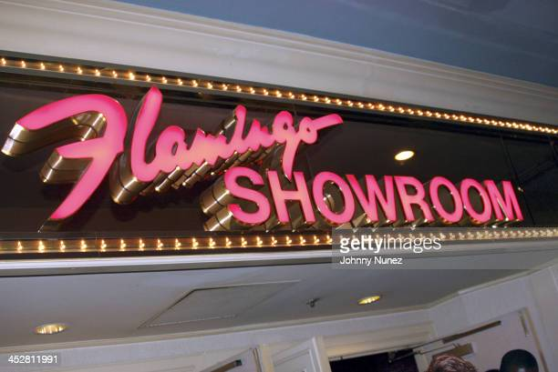 Atmosphere during Diamond D Visits The George Wallace Show July 29 2005 at El Flamingo in Las Vegas Nevada United States