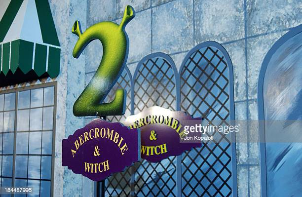 """Atmosphere during DreamWorks Celebrates The DVD Release of """"Shrek 2"""" at Spago in Beverly Hills, California, United States."""