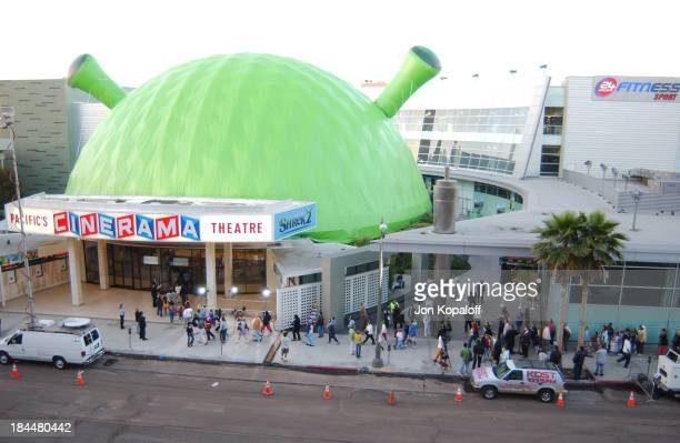 """Atmosphere during DreamWorks' """"Shrek 2"""" Opening Day Special Screening And Waffle Breakfast at ArcLight Cinerama Dome in Hollywood, California, United..."""