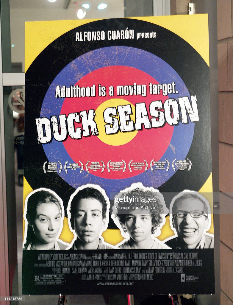Atmosphere during 'Duck Season' Los Angeles Premiere - Arrivals at CalArts Redcat Theater At Walt Disney Concert Hall in Los Angeles, United States.