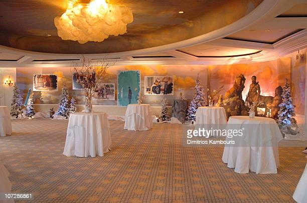 Atmosphere during Fourth Annual Celebration of New Zealand Filmmaking and Creative Talent Pre Oscar Dinner at The Beverly Hills Hotel in Beverly...
