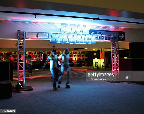 Atmosphere during FoxSearchlight Pictures Present the Los Angeles Premiere of Roll Bounce After Party at The Bridge at Howard Hughes Center in Los...