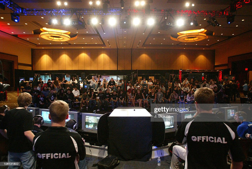 Atmosphere during GameStop's Charity Challenge-Celebrity Match in Las Vegas - November 18, 2006 at Red Rocks Casino in Las Vegas, Nevada, United States.