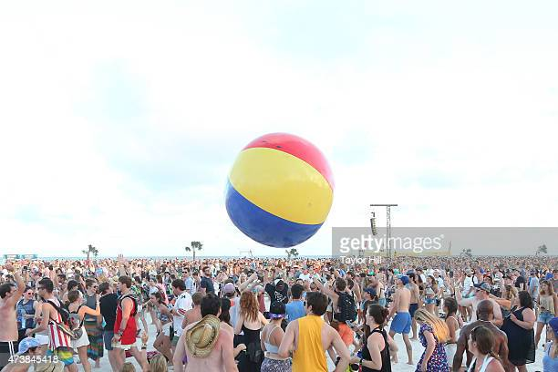 Atmosphere during Hangout Music Festival 2015 on May 17 2015 in Gulf Shores Alabama