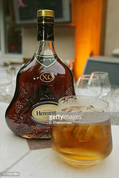 Atmosphere during Hennessy Higher Marques Dinner Hosted by Mekhi Phifer in Honor of The Vine Group at Private Residence in Woodland Hills California...
