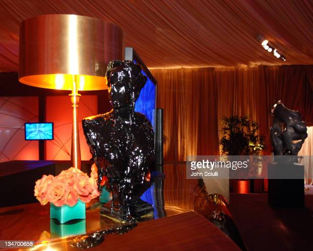 Atmosphere during In Style and Warner Bros. 2007 Golden Globe After Party - Inside at Beverly Hilton Hotel in Beverly Hills, California, United...