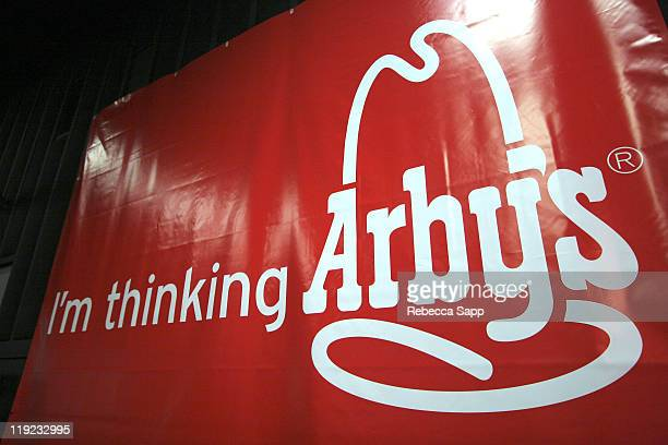 Atmosphere during Inaugural Arby's Action Sports Awards Red Carpet and Show at Center Staging in Burbank California United States