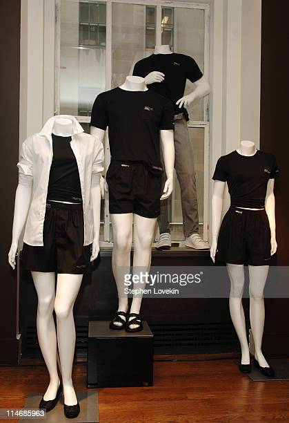 """Atmosphere during Kenneth Cole Unveils a New Condom """"Safe-Tee"""" and Boxer Short in Celebration of Valentine's Day and National Condom Day at The..."""