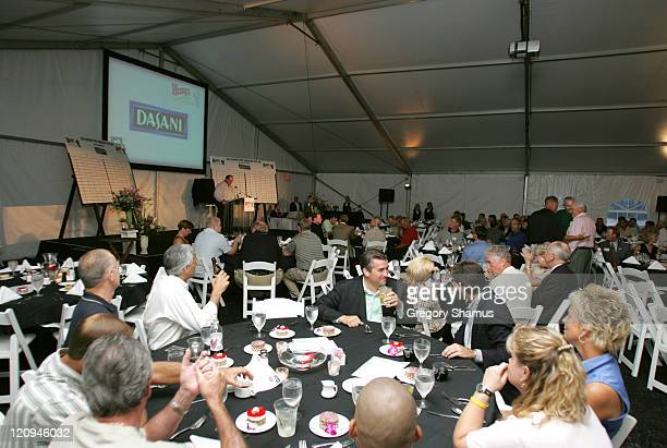 Atmosphere during LPGA - 2004 Wendy's Championship for Children - Gordon Teter Memorial Pro-Am Draw Party in Dublin, Ohio, United States.