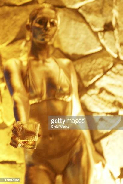Atmosphere during Mark Ruffalo Hosts Johnnie Walker Gold Sensuality at Bella House Designed by John Lautner in Beverly Hills California United States