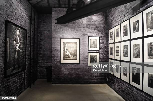 Atmosphere during Mark Seliger 'Photographs' private viewing at Chase Contemporary on May 16 2018 in New York City