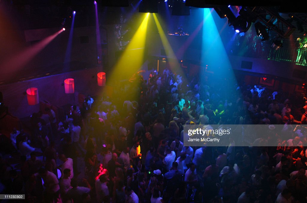 Atmosphere during Maxim Magazine's Fantasy Island After Party at The Mix at The Borgota Hotel in Atlantic City, New York, United States.