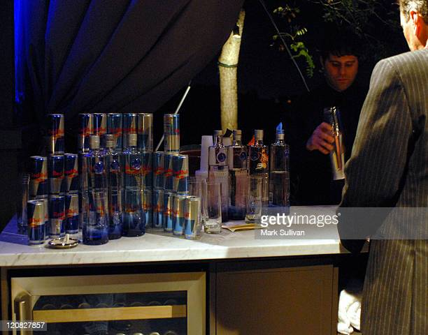 Atmosphere during Oceana Celebrates 2006 Partners Award Gala Red Carpet and Inside at Esquire House 360 in Beverly Hills California United States