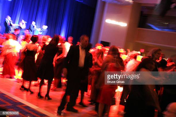 Atmosphere during Opening Night After Party for Jersey Boys on Broadway at The August Wilson Theater and The Marriott Marquis Ballroom in New York NY...