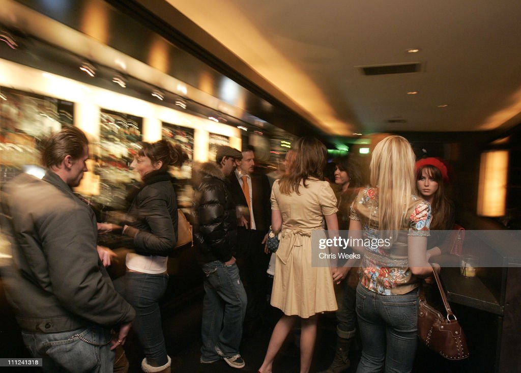 Atmosphere during Party Celebrating the Premiere of the New TBS Comedy Series 'Daisy Does America' - Red Carpet & Inside at Guy's in West Hollywood, California, United States.