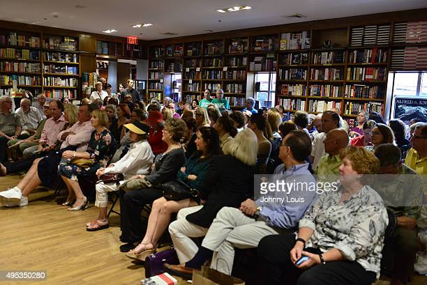 Atmosphere during Patrick Kennedy discusses his book A Common Struggle A Personal Journey Throught The Past And Future Of Mental Illness And...