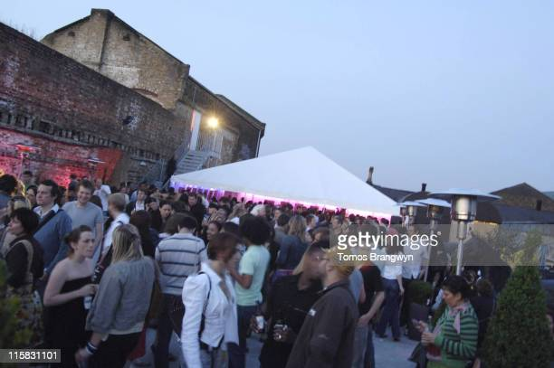 Atmosphere during Proud Bar Launch at Proud Gallery in London Great Britain