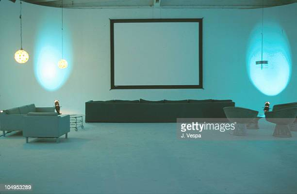 Atmosphere during Quantum Project Premiere The First Internet Feature Film Made Specifically for Download Sale on the World Wide Web at Miauhaus...