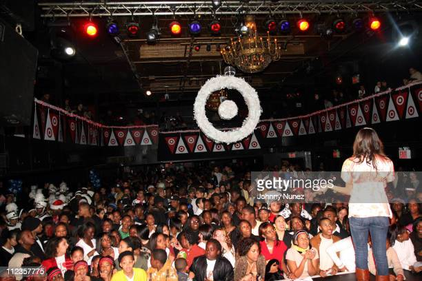 Atmosphere during Russell Simmons' Rush Philanthropic Presents The Seventh Annual Holiday Party at Irving Plaza in New York City New York United...