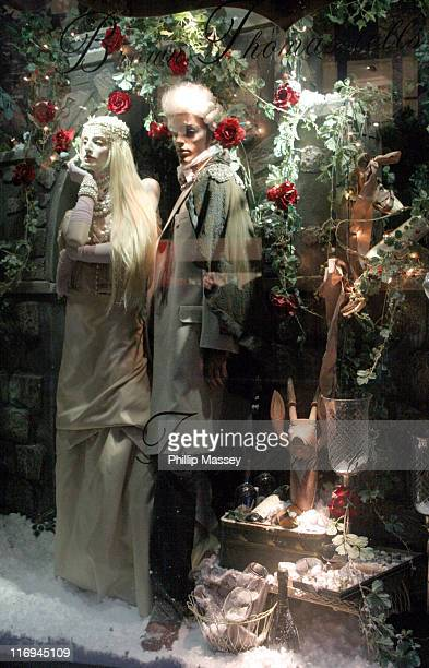 Atmosphere during Stella McCartney Window November 7 2005 at Brown Thomas Grafton Street in Dublin Ireland