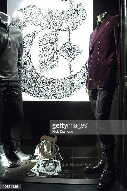 """Atmosphere during """"T Style"""" Magazine Launch Party at Bergdorf Goodman in New York City, New York, United States."""
