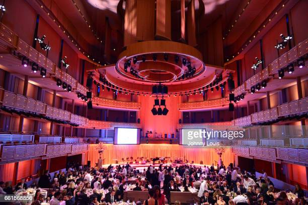 Atmosphere during the 11th Season Gala ConcertA Celebration of Women in the Arts at The Adrienne Arsht Center for the Performing Arts Knight Concert...
