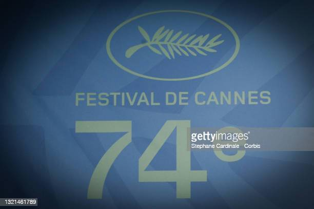 Atmosphere during the 74th Cannes Film Festival official selection presentation at Cinema UGC Normandie on June 03, 2021 in Paris, France.