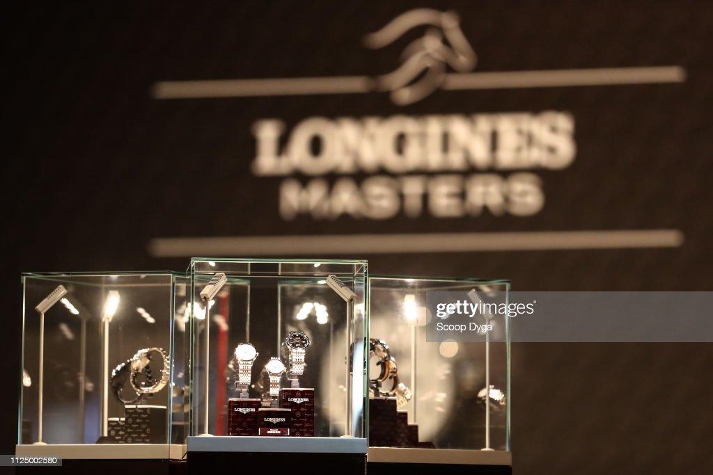 HKG: HKJC Asian Challenge - Longines Masters Hong Kong