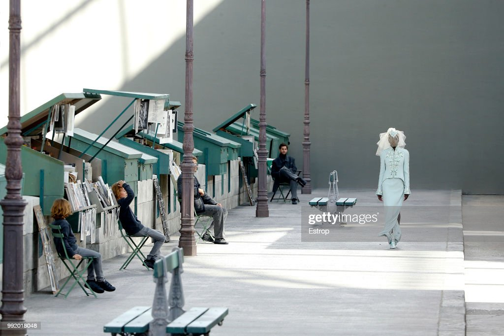 Chanel : Details - Paris Fashion Week - Haute Couture Fall Winter 2018/2019 : ニュース写真