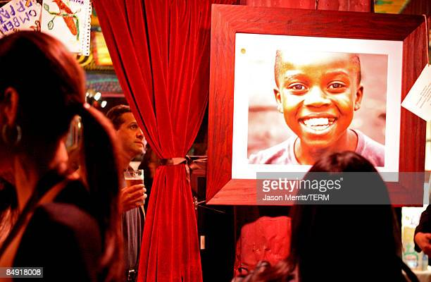 Atmosphere during the Children Mending Hearts Gala held at the House Of Blues on February 18 2009 in Hollywood California