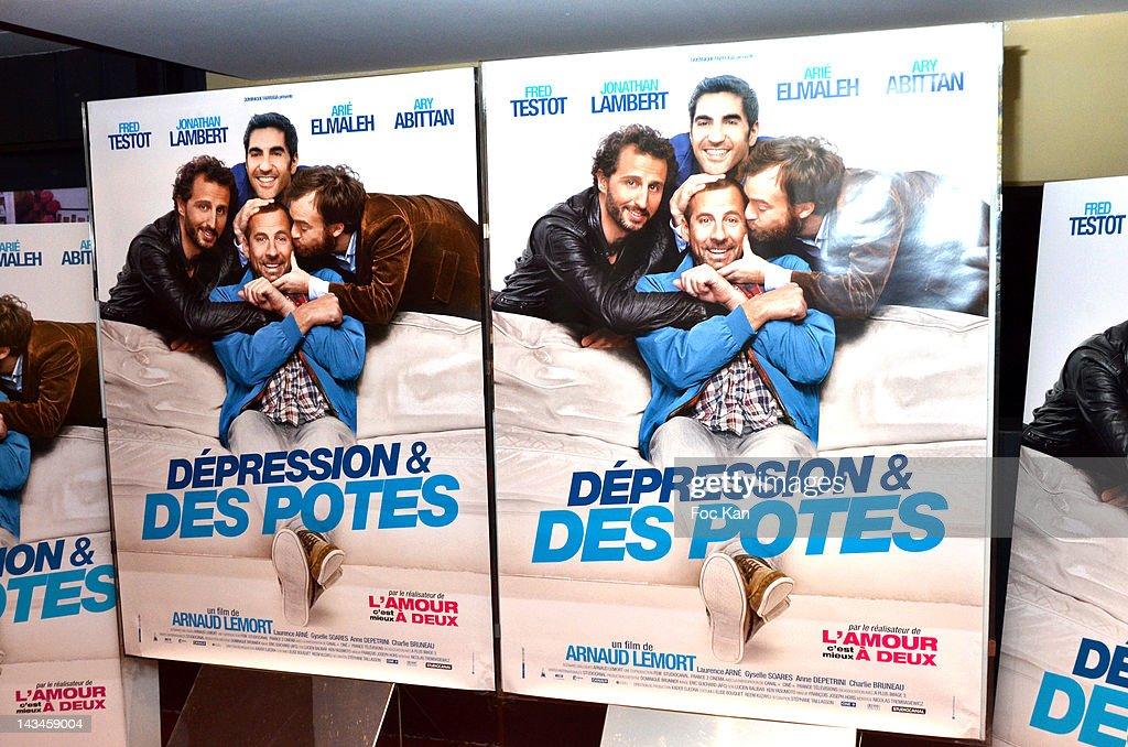 depression et des potes dvdrip